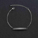 Black Thin Chain
